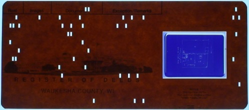 Aperture-Card