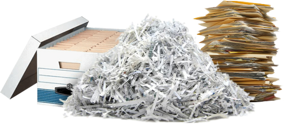 Kansas City Drop Off Paper Shredding